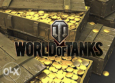 World of Tanks Gold WOT
