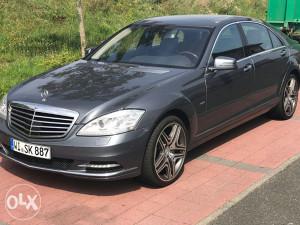 Mercedes-Benz S-CLASS BLUETEC 4 MATIC