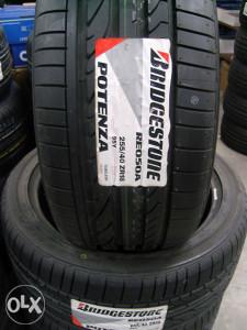 255/40 R18 Bridgestone RE050A