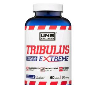 TRIBULUS EXTREME Testosteron UNS - 60 tableta - 60 serv