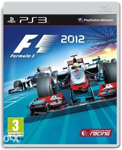 F1 2012 (PlayStation 3 - PS3)