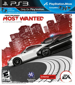 Need for Speed :  Most Wanted (PS3)