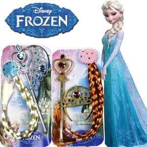 FROZEN Ana i Elza set krune i pletenice,razne igračke