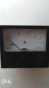 Ampermeter- ugradbeni