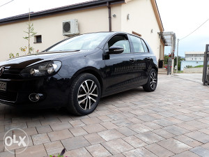 Vw Golf 6 1.6 TDI 2011god. Full