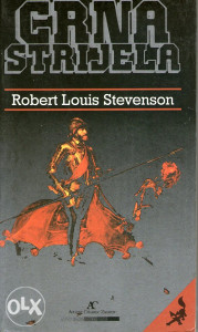 Robert Louis Stevenson – Crna strijela