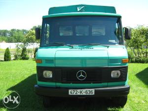Kamion Mercedes L 508 D