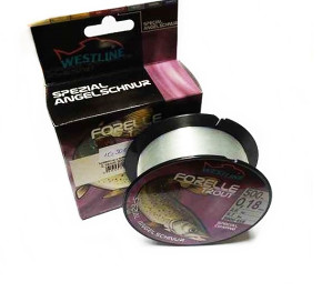 Laks za ribolov Westline Forelle 0.18mm, 500m