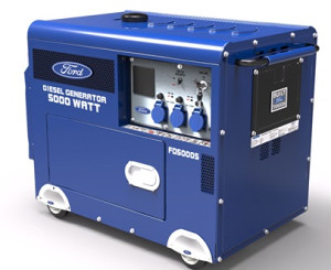FORD agregat za struju dizel 5kW generatori