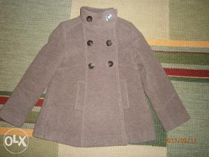 Prekrasan zimski kaput Zara.Broj 128.NOV!