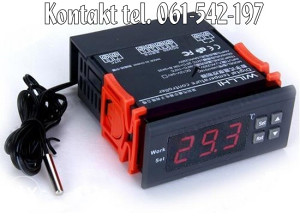 Digitalni termostat 220V - regulator temperature