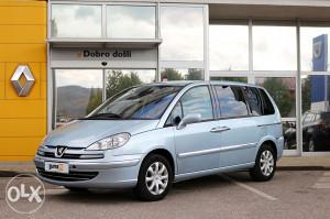 Peugeot 807 2.2 HDi 170 KS