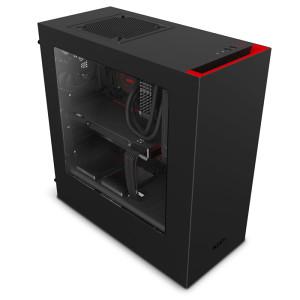 NZXT Source S340 Black Novo!!!