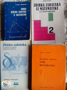 INSTRUKCIJE IZ MATEMATIKE-SARAJEVO, 061/800-259