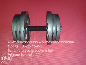 Bučica 17kg Bučice 062/572-491