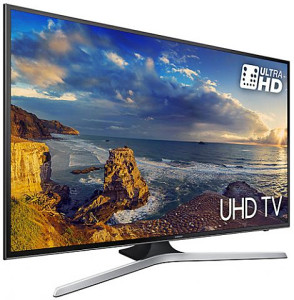 "Samsung 4K 50"" UltraHD 50MU6172 WiFi Smart TV UHD"