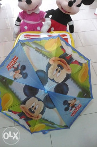 Kišobran miki maus ( mickey mouse ) dječiji