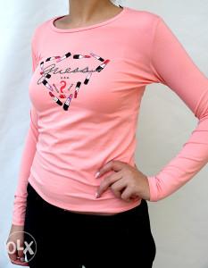 Majice GUESS ženska majica NOVI TOP MODEL