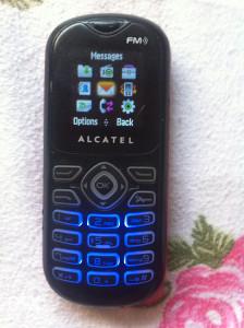 Alcatel OT 208
