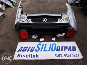 VW LUPO Dijelovi LIMARIJE branici ,farovi, hauba