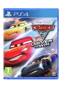 Cars 3 Driven To Win (PlayStation 4 - PS4)