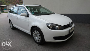 Golf 6 2010 1.6 tdi cijena do registracije bez zamjen