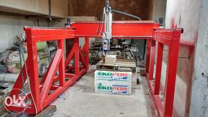 IZRADA CNC masina graverka