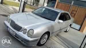 Mercedes w210 e200 cdi  e200cdi e 200cdi e 220