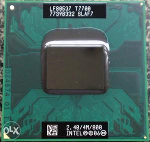 Procesor za laptop Intel T7700