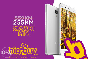 XIAOMI MI4 3GB/16GB - www.BigBuy.ba