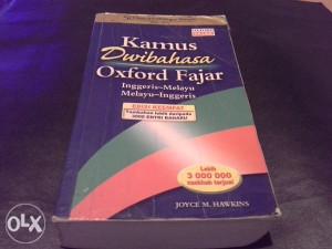 ENGLESKO-MALAJSKI RJEČNIK ; malajsko-engleski rječnik