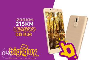 LEAGOO M8 PRO 2GB/16GB - www.BigBuy.ba
