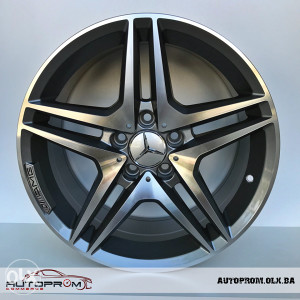 "Alu felge 17"" Mercedes AMG model 5x112"