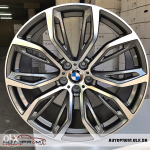 "Alu felge 21"" BMW Performance X5, X6  5x120"