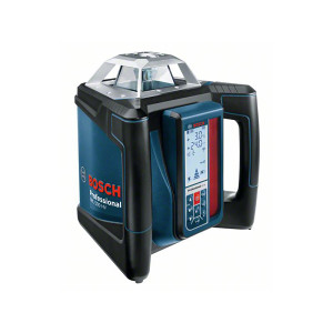 Bosch laserski nivelir GRL 500 HV Professional+LR50