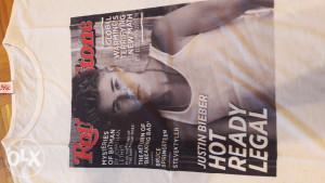 Majica za djevojčice Justin Bieber