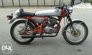 MOTOR SKYTEAM 125cc