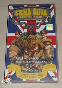 VHS - Crna guja i Djekna