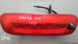 Stop svjetlo trece na gepeku Santa Fe 2006 dijelovi