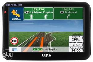 GPS navigacije 7inča sva Evropa,Radari, Kamion i auto