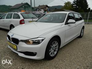 BMW 318D Cijena sa PDV-om