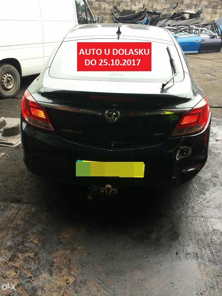 Usisna grana Opel Insignia 2.0 CDTI 2010. 118kw