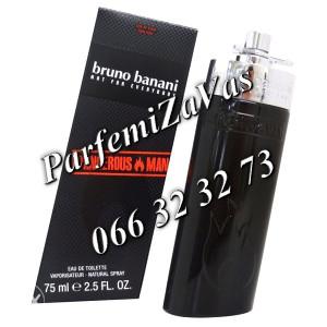 Bruno Banani Dangerous Man 75ml ... M 75 ml
