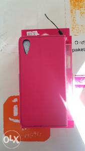Roza preklopna futrola HTC 828
