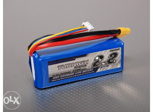 Turnigy LiPo Baterija 3S 2200mAh 25C 11.1V