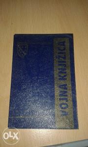 Vojna knjizica Armije RBiH/JNA 1959./Devizna/Košulja