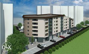 Narenta: Stanovi u novogradnji Centar II