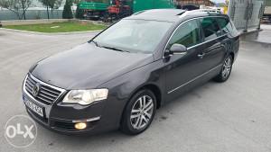 VW Pasat 6/Passat B6 FUL OPREMA Zamjena Golf 4/5/6