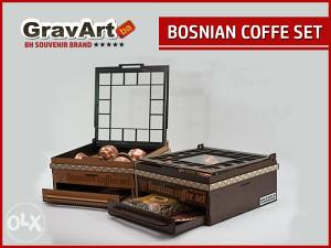 Bosanski set za kafu - GravArt AKCIJA