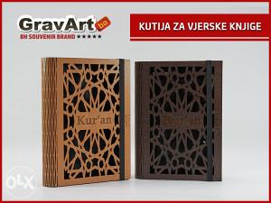 Kutija za Kur'an - GravArt